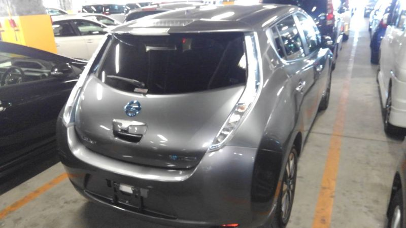 2013 Nissan Leaf G leather 15
