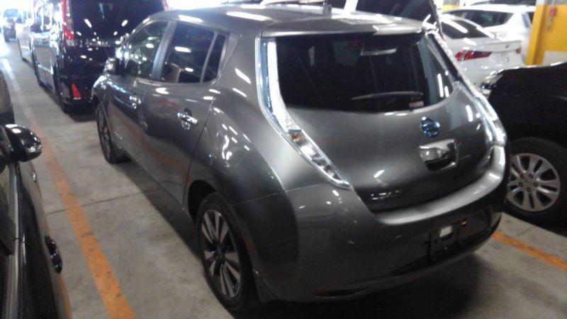 2013 Nissan Leaf G leather 16
