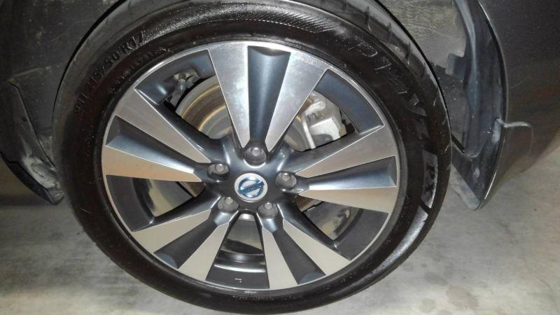 2013 Nissan Leaf G leather 22