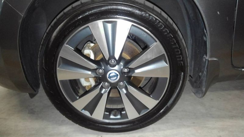 2013 Nissan Leaf G leather 23