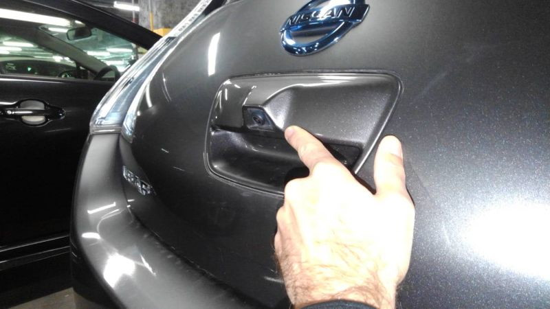 2013 Nissan Leaf G leather 25