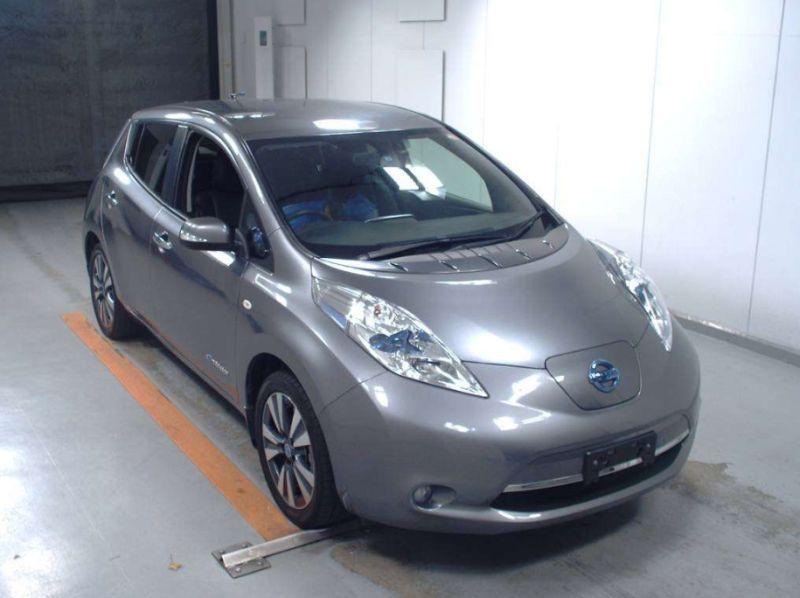 2013 Nissan Leaf G leather 27