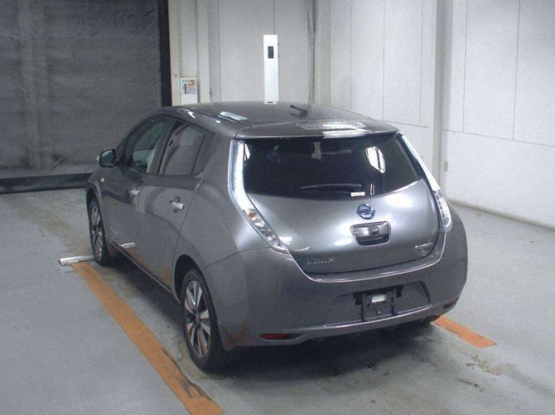 2013 Nissan Leaf G leather 28