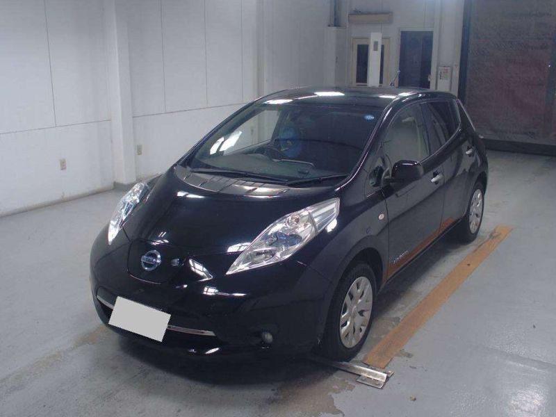 2014 Nissan Leaf X 24kW 5