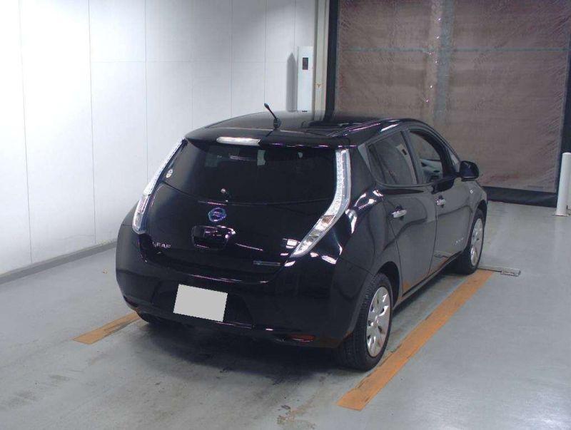 2014 Nissan Leaf X 24kW 6