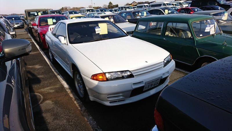 1994 Nissan Skyline R32 GTR VSPEC 2 N1 #21 of 63 - Prestige