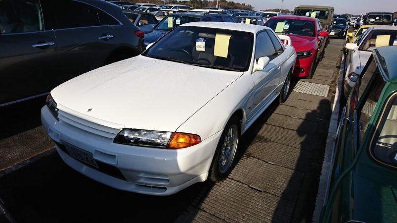 1994 Nissan Skyline R32 GTR VSPEC II N1 022