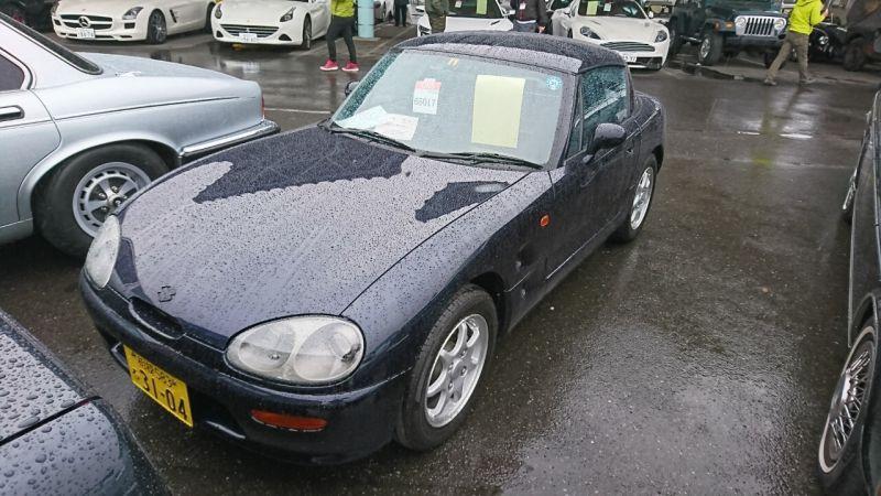1994 Suzuki Cappuccino LTD EA11R 33