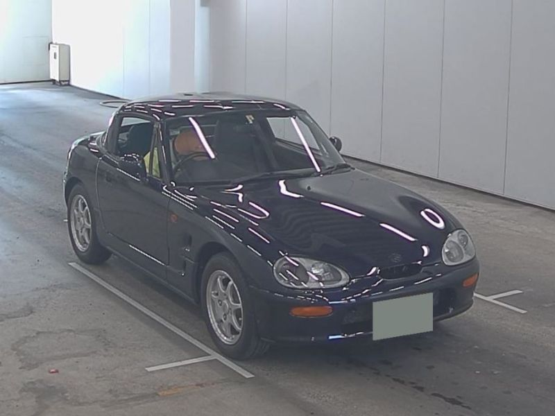 1994 Suzuki Cappuccino LTD EA11R 38