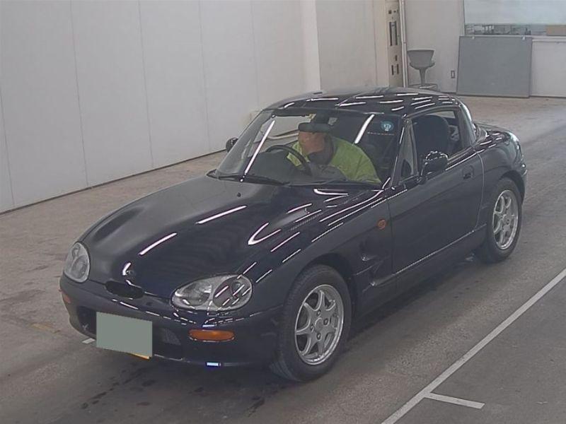 1994 Suzuki Cappuccino LTD EA11R 42