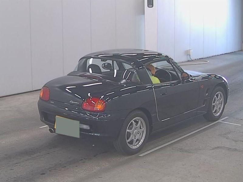 1994 Suzuki Cappuccino LTD EA11R 43