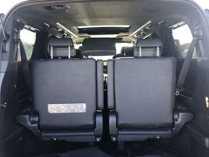 2017 Toyota Vellfire Executive Lounge 17