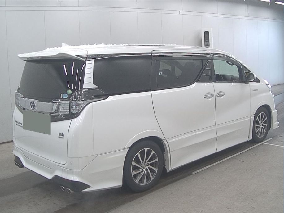 2017 Toyota Vellfire Executive Lounge 3748