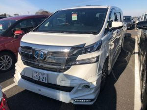 2017 Toyota Vellfire Executive Lounge 39