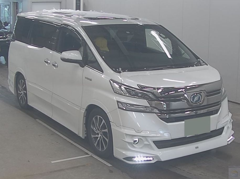 2017 Toyota Vellfire Executive Lounge 43