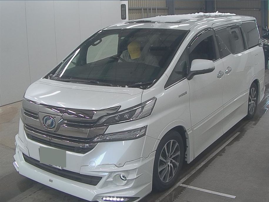 2017 Toyota Vellfire Executive Lounge 47