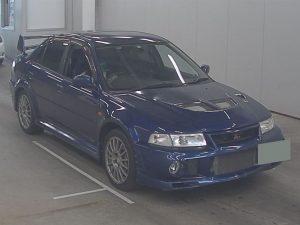 EVO 6 GSR blue 1