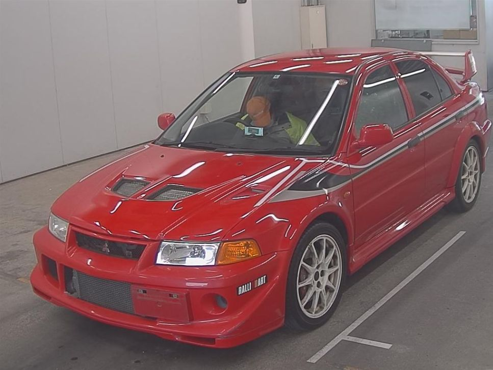 Red EVO 6 TME 1