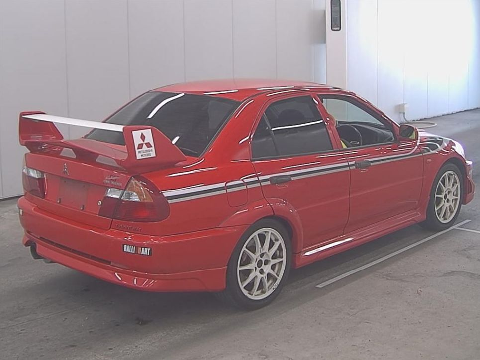 Red EVO 6 TME 5