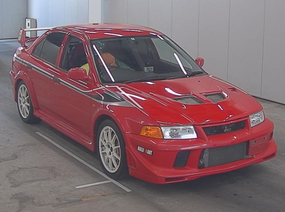 Red EVO 6 TME 6