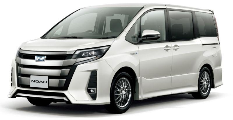 Toyota Noah Hybrid