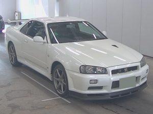 2002 Nissan Skyline R34 GTR VSPEC2 NUR 1