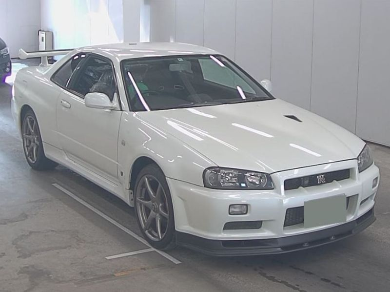 2002 R34 GTR VSPEC2 NUR Sells for $287K complied - Prestige