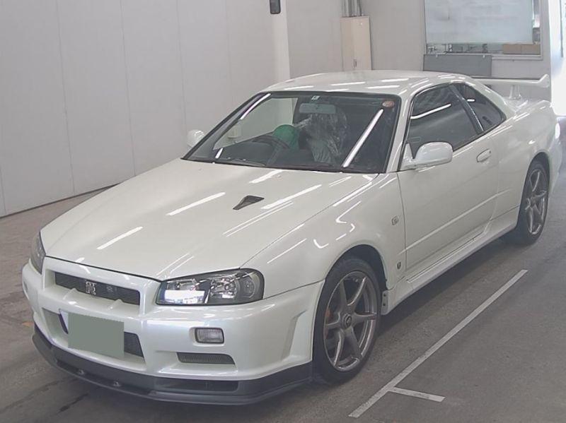 2002 R34 GTR VSPEC2 NUR Sells for $287K complied - Prestige