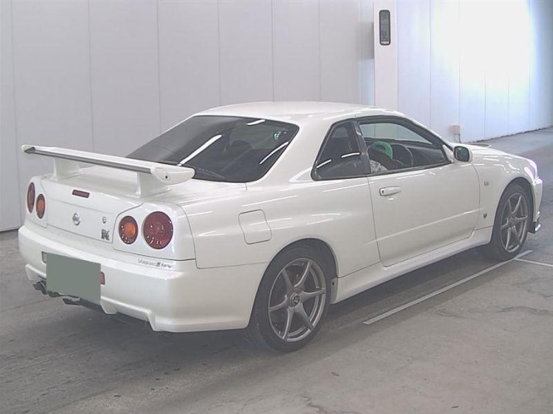 2002 Nissan Skyline R34 GTR VSPEC2 NUR 6
