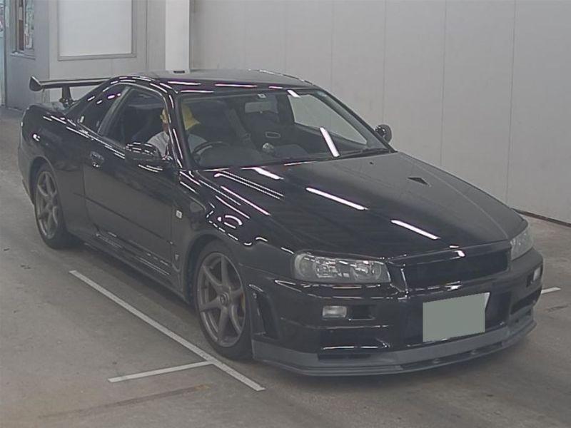 2001 Nissan Skyline R34 GTR VSPEC II