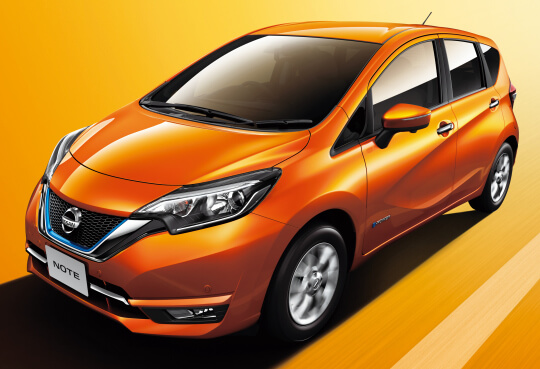 Nissan Note e-POWER 2