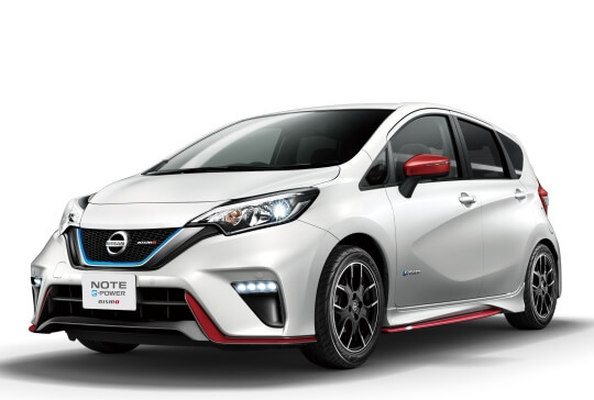 Nissan Note e-POWER Nismo (E12) 2