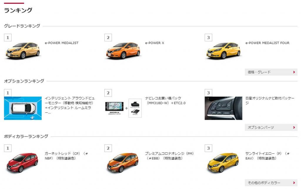 Nissan Note e-Power ad 12