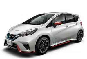 Nissan Note ePower Nismo (E12) 1