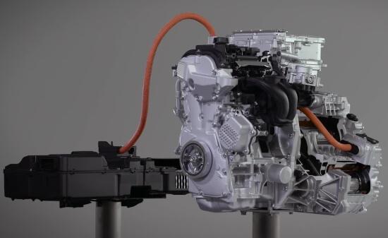 Nissan Serena e-Power engine