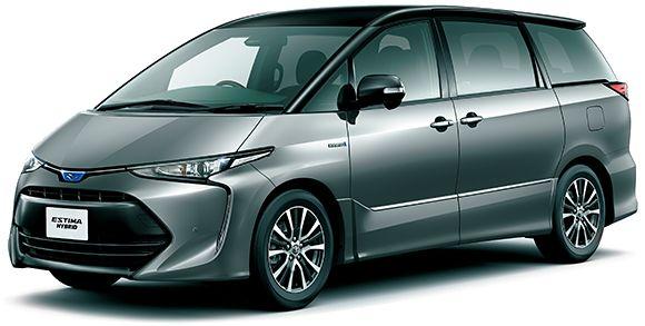 2019 Toyota Estima Hybrid