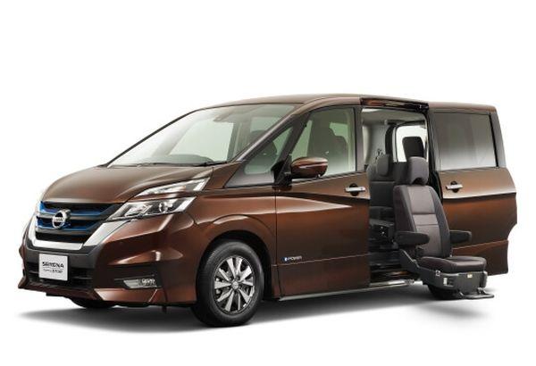 Nissan Serena Hybrid 31