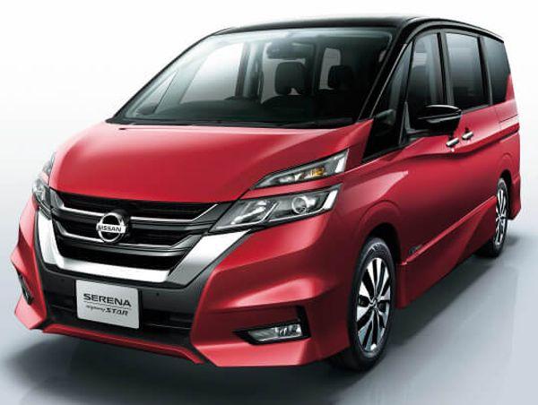 Nissan Serena Hybrid 35
