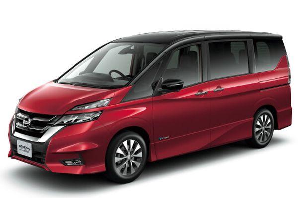 Nissan Serena Hybrid 36