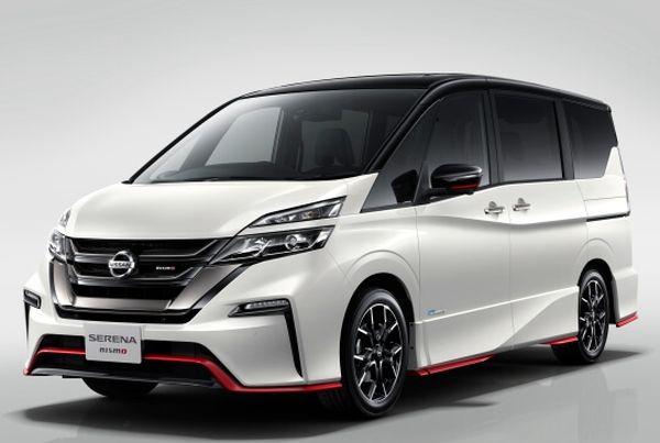 Nissan Serena Hybrid 37