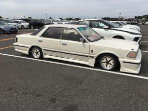 1985 Nissan Gloria Brougham turbo 15