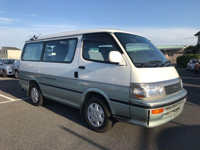 1994 Toyota Hiace 46