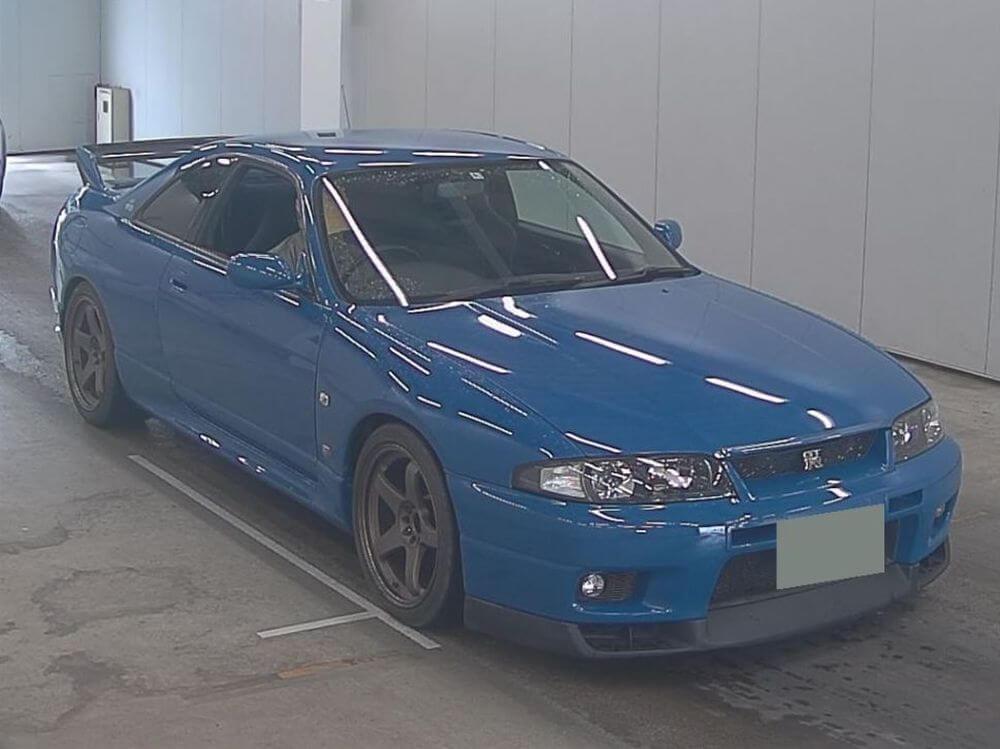 1996 Nissan Skyline R33 GT-R VSPEC LM Limited 01