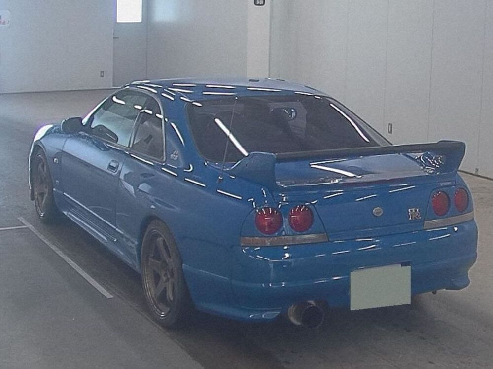 1996 Nissan Skyline R33 GT-R VSPEC LM Limited 02