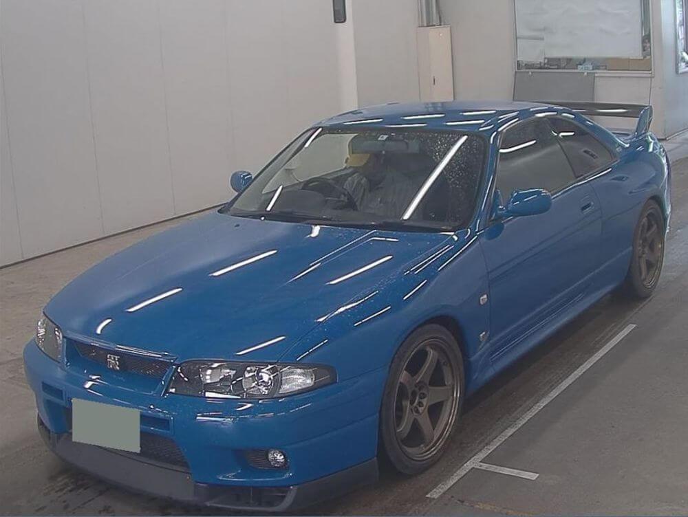 1996 Nissan Skyline R33 GT-R VSPEC LM Limited 04