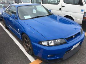1996 Nissan Skyline R33 GT-R VSPEC LM Limited 12