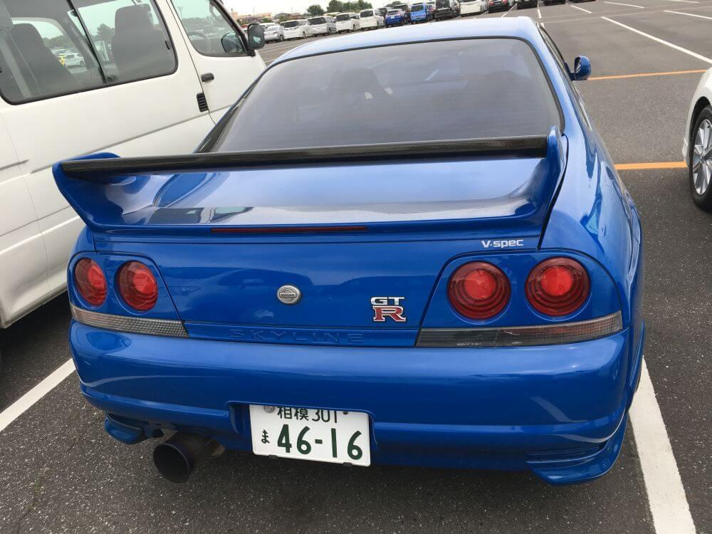 1996 Nissan Skyline R33 GT-R VSPEC LM Limited 14