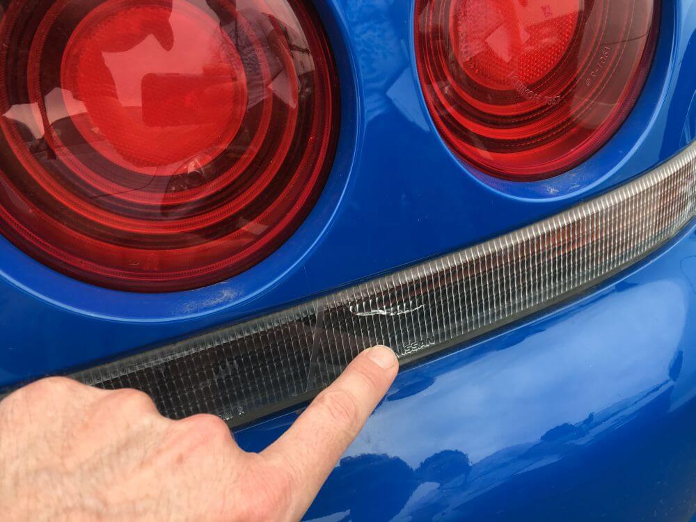 1996 Nissan Skyline R33 GT-R VSPEC LM Limited 17