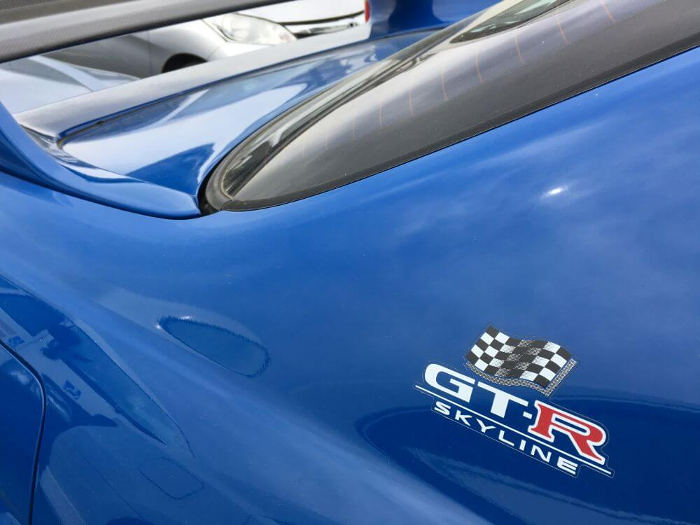 1996 Nissan Skyline R33 GT-R VSPEC LM Limited 19
