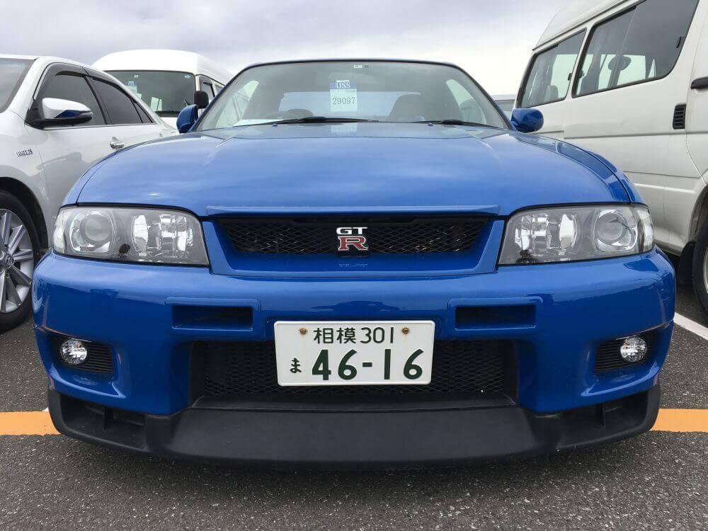 1996 Nissan Skyline R33 GT-R VSPEC LM Limited 21